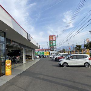 イメージ:ニコニコレンタカー松山北久米町店オープン!
